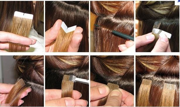 Mikro Saç Kaynak Yapıl Takılır