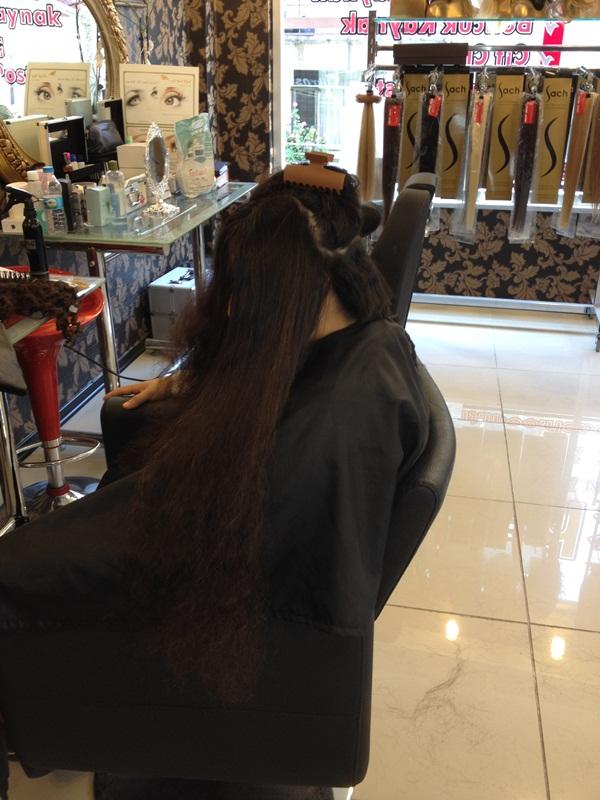 Kıvırcık Saç Kaynak