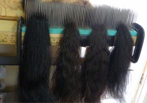ham saç tarağı
