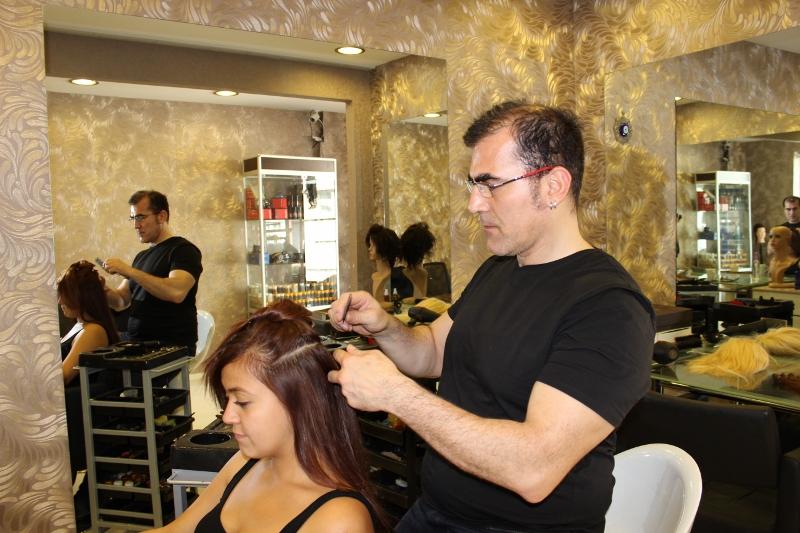 Murat Kolukırık saç kaynak