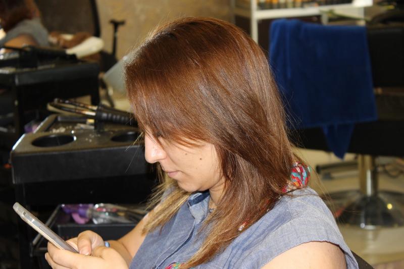 Saç kaynak öncesi