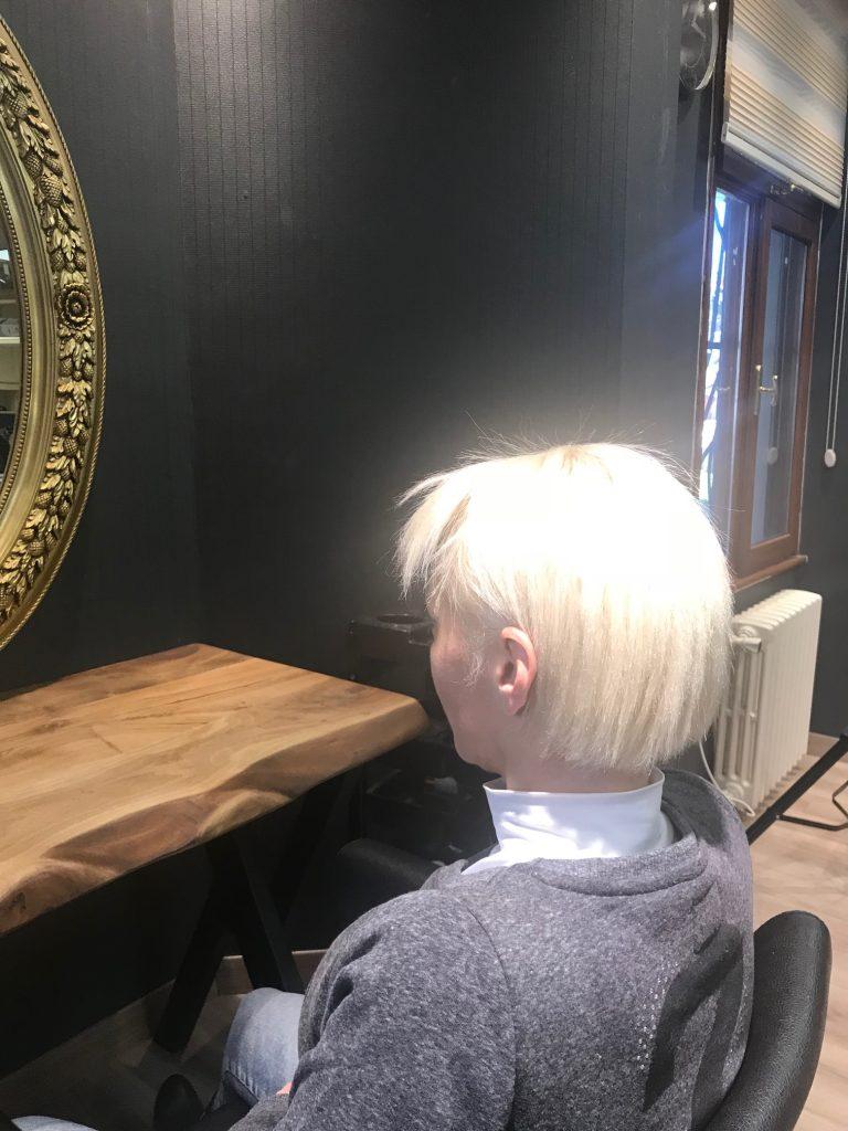 kısa saça mikro kaynak
